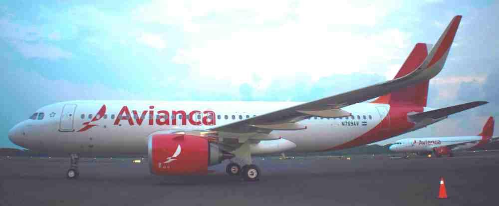 """Resultado de imagen para Avianca A320neo"""""""