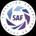 Resultado de imagen para SAF Superliga Argentina Futbol logo