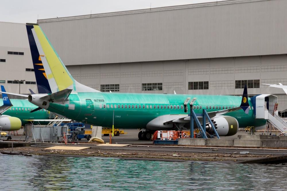Resultado de imagen para Jet Airways Boeing 737 MAX
