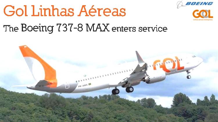 Resultado de imagen para Gol Boeing 737 max