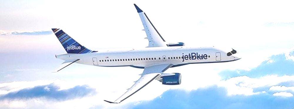 Resultado de imagen para A220-300 JetBlue