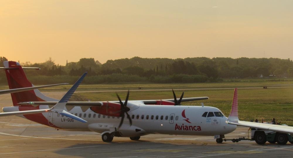 Resultado de imagen para avianca argentina airgways