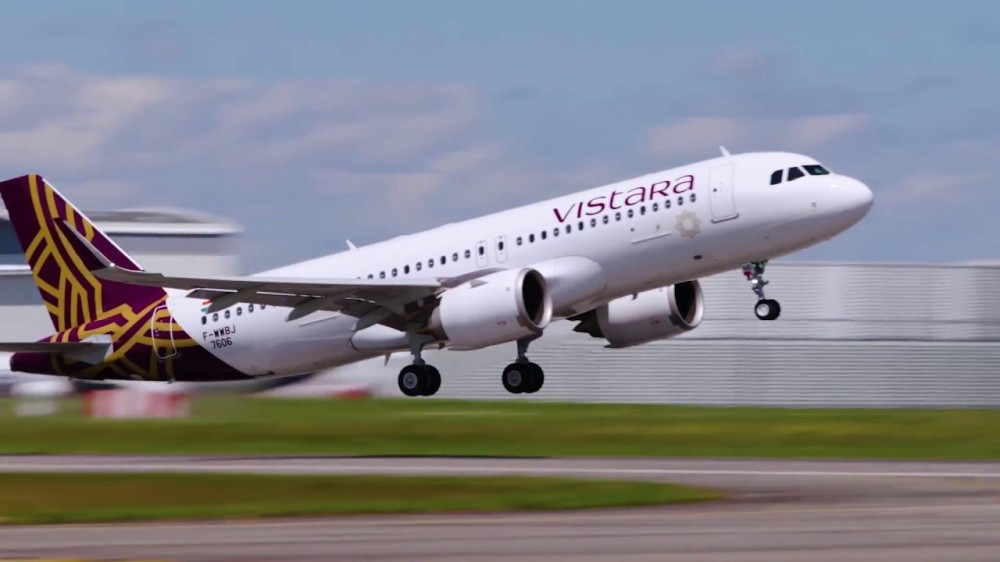 Resultado de imagen para Vistara Airlines