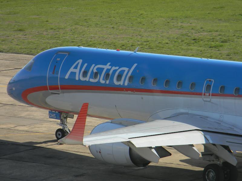Resultado de imagen para Aeropuerto Sauce Viejo Austral