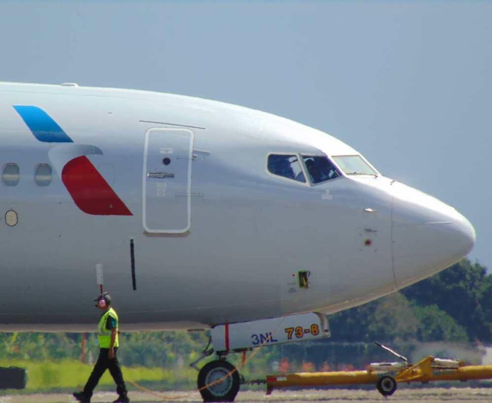 Resultado de imagen para Boeing 737 MAX 8 American Airlines