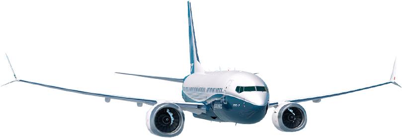BOEING 737MAX-10 VS MAX9