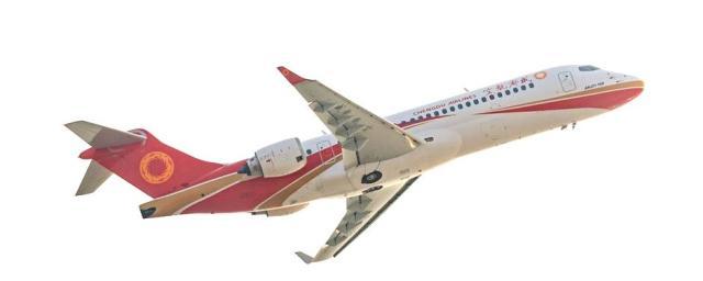 COMAC ARJ21-900 variante demorada |