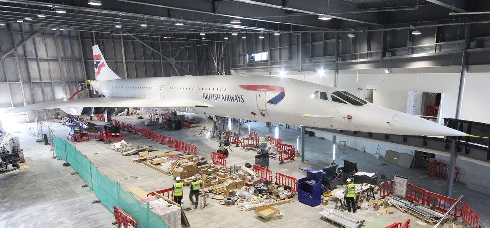 Resultado de imagen para Concorde Aerospace Bristol