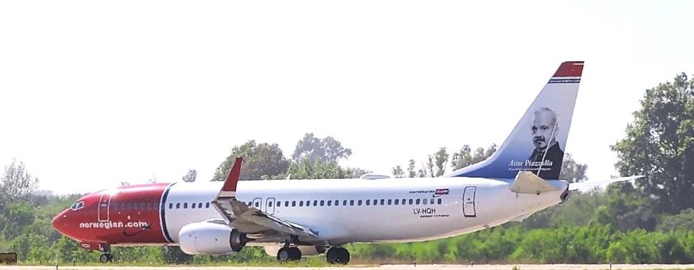 Resultado de imagen para norwegian argentina airgways