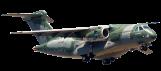 Resultado de imagen para Embraer KC-390 png