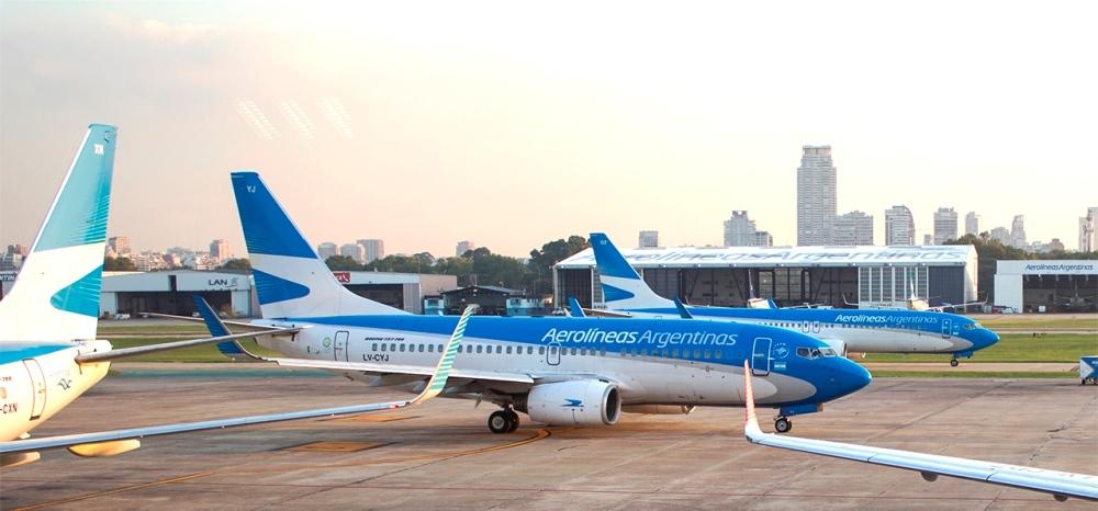Resultado de imagen para Aerolineas Argentinas airgways.com
