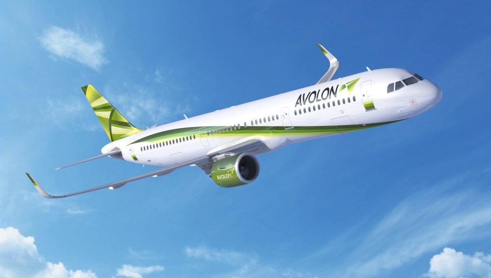 A321neo-Avolon