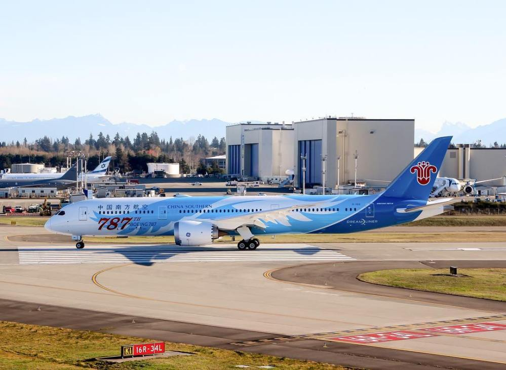 Resultado de imagen para China Southern 787-9 B-1168
