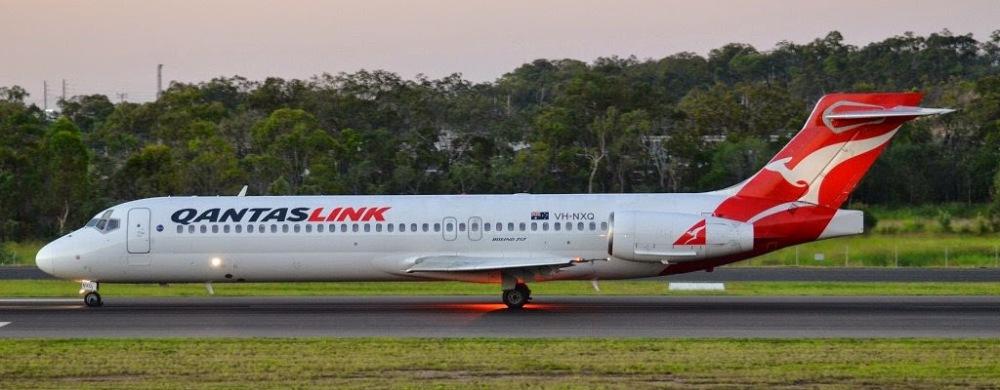 Resultado de imagen para QantasLink Boeing 717 png