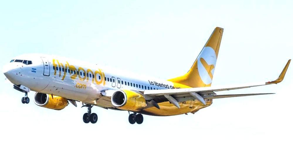 Resultado de imagen para flybondi Brasil airgways.com