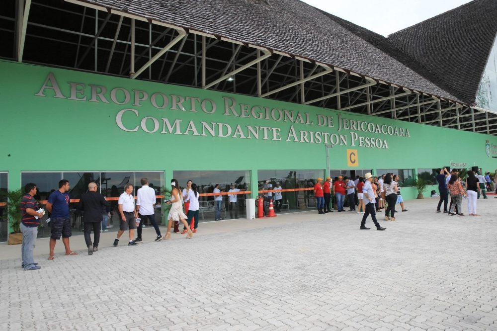 Resultado de imagen para Aeroporto Jericoacoara