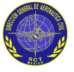 Resultado de imagen para dirección general de aeronáutica civil (dgac) mexico