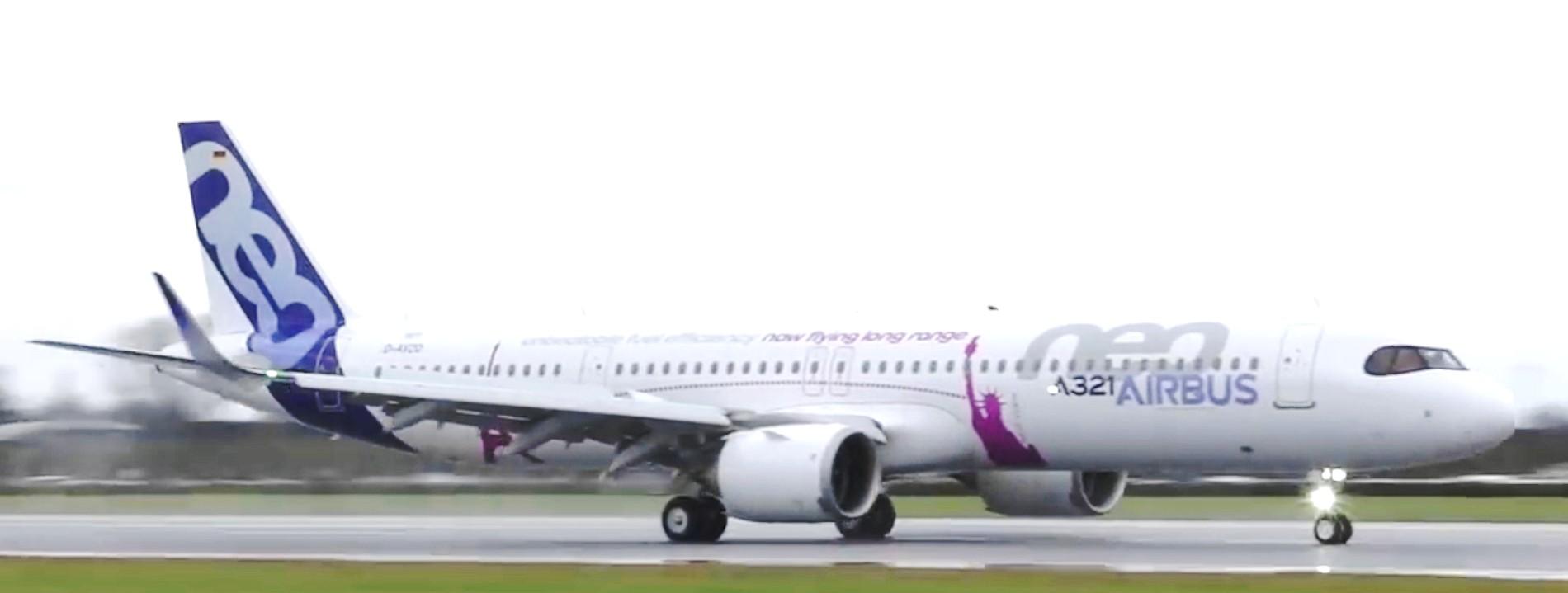 Alza de ventas del A321NEO XLR |