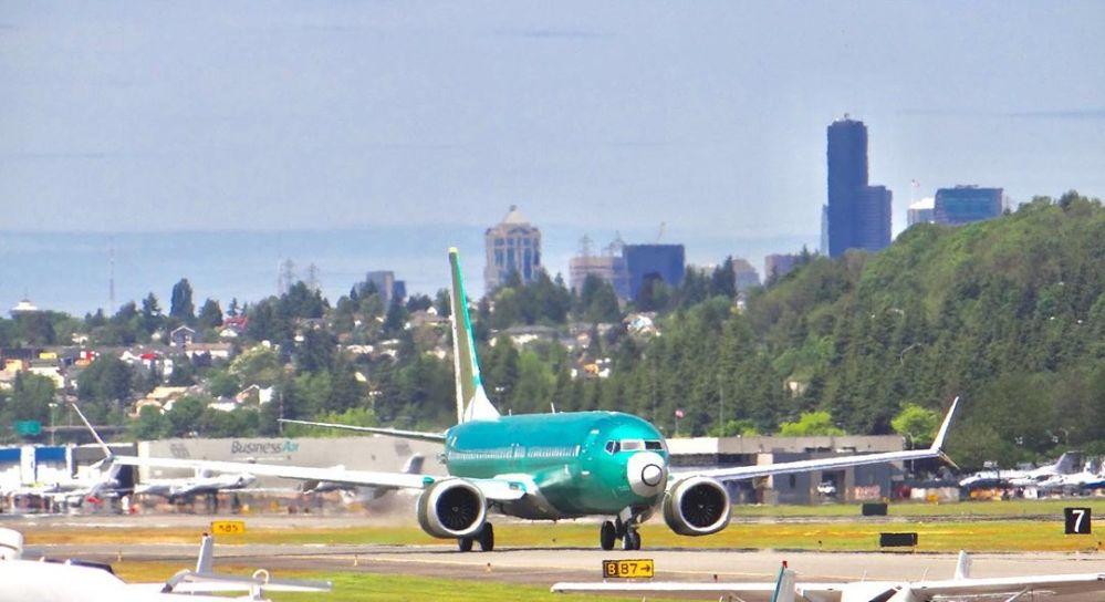 Resultado de imagen para Boeing 737 MAX test MCAS