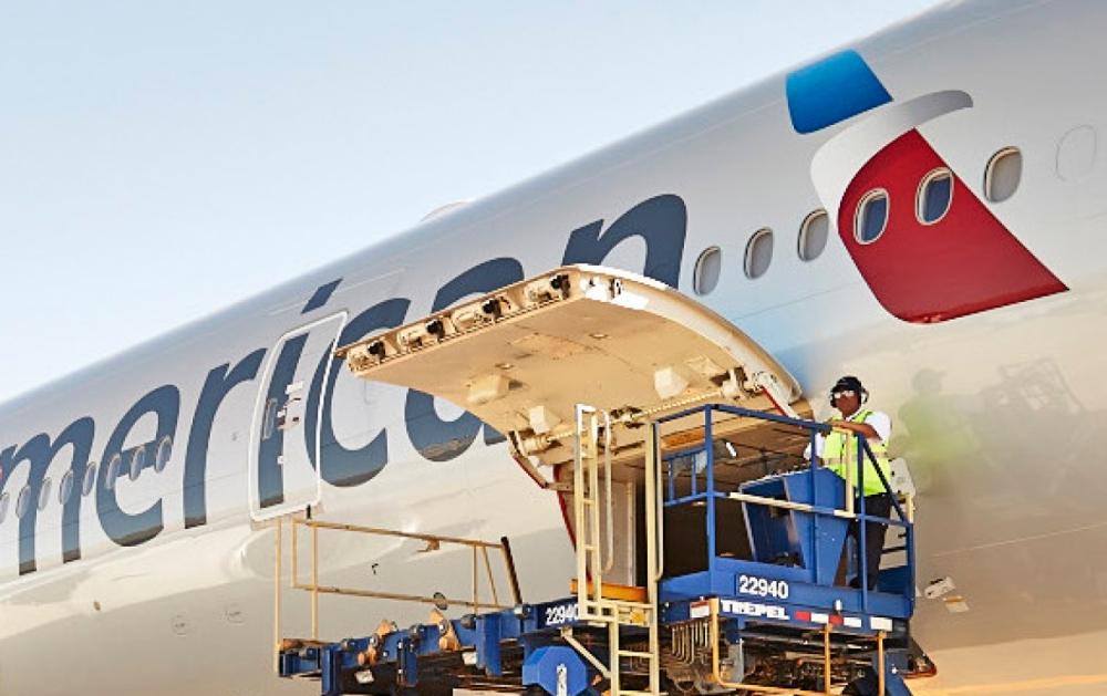Resultado de imagen para american airlines cargo