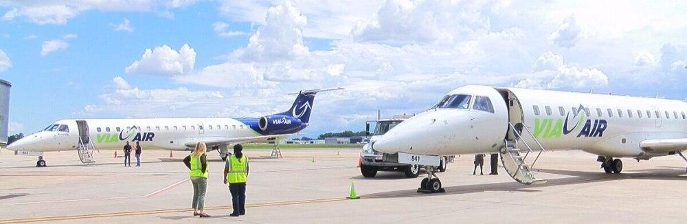 Resultado de imagen para Via Airlines