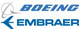 Boeing-Embraer-Logo