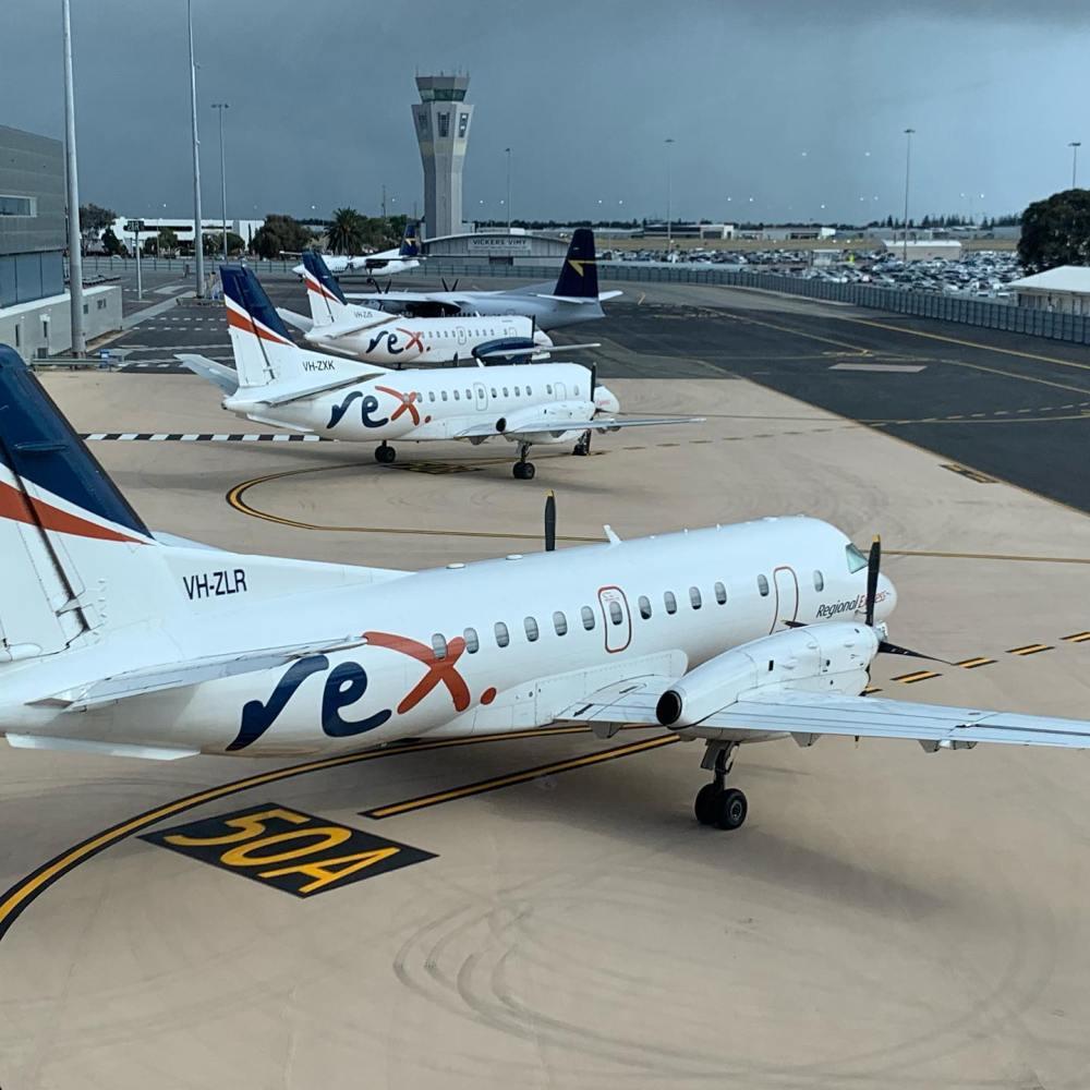 Resultado de imagen para Regional Express Airlines SAAB 340 VH-RXN