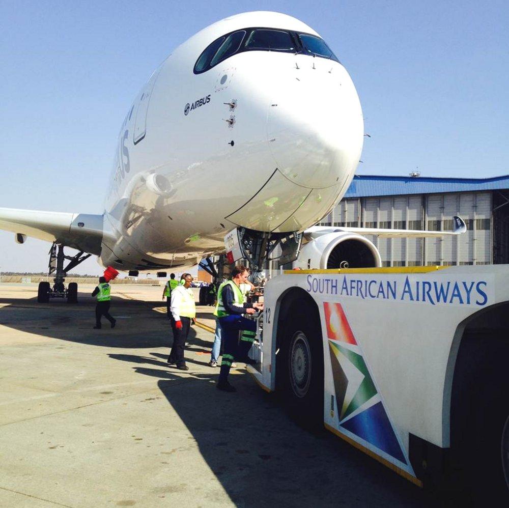 Resultado de imagen para A350-900  South African Airways