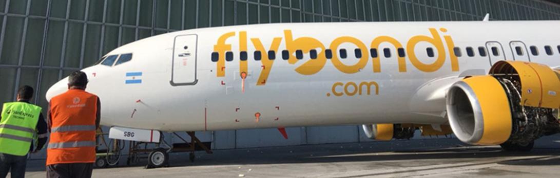 FAdeA mantendrá aviones de JetSmart |