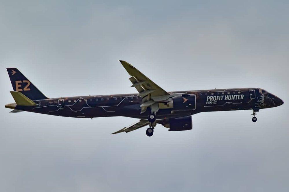 Resultado de imagen para Embraer E195-E2 TechLion tour in China