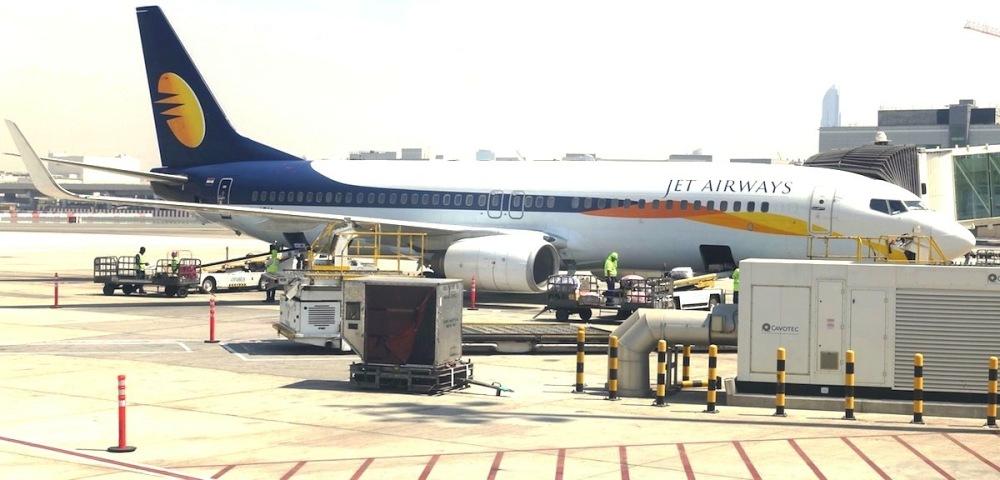 Resultado de imagen para jet airways 737
