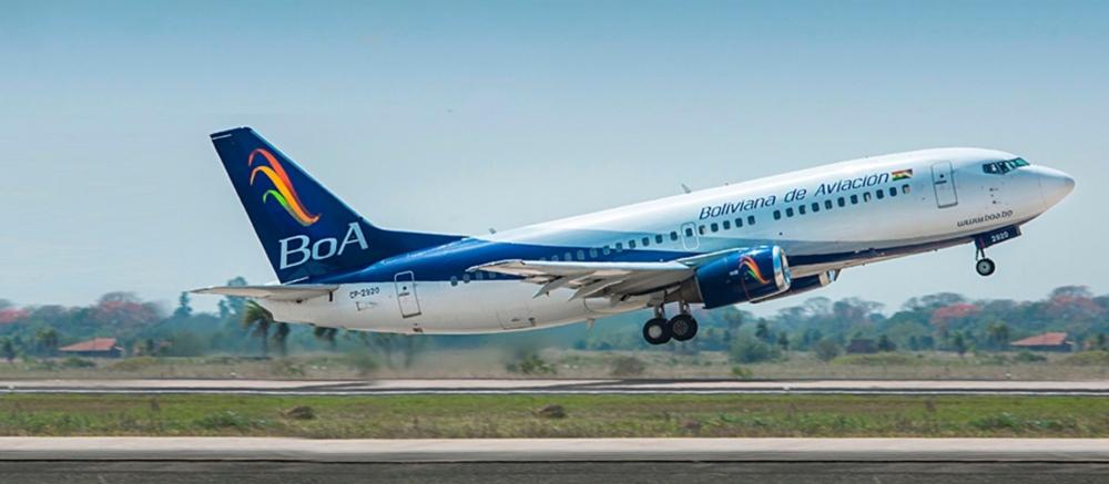 Image result for boa aviación