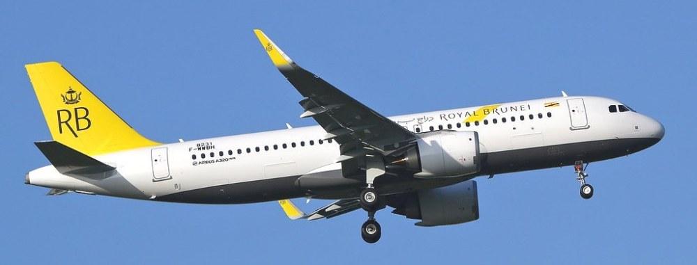 Resultado de imagen para royal brunei airlines A320neo png