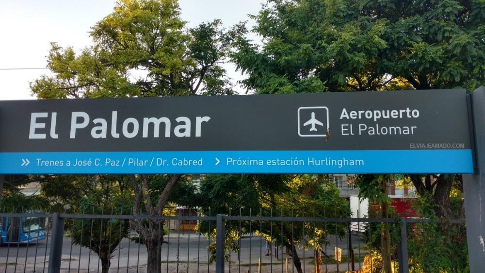 Resultado de imagen para El Palomar Aeropuerto
