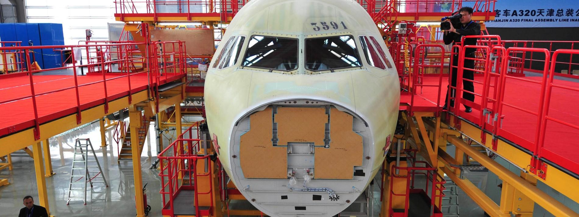 Airbus firma nuevo acuerdo con AVIC |