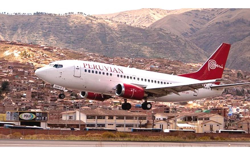 Resultado de imagen para peruvian airlines airgways.com