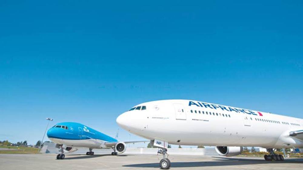 KLM-Air France ops en Argentina |
