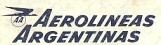 AW-Aerolíneas Argentinas_Isologoype_Old