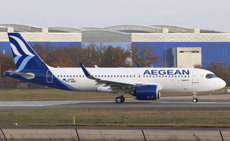 Resultado de imagen de aegean airlines newlogo