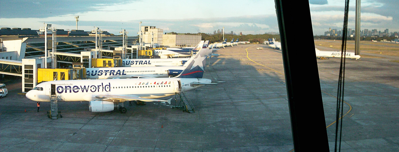 Argentina autoriza Aeroparque regional |