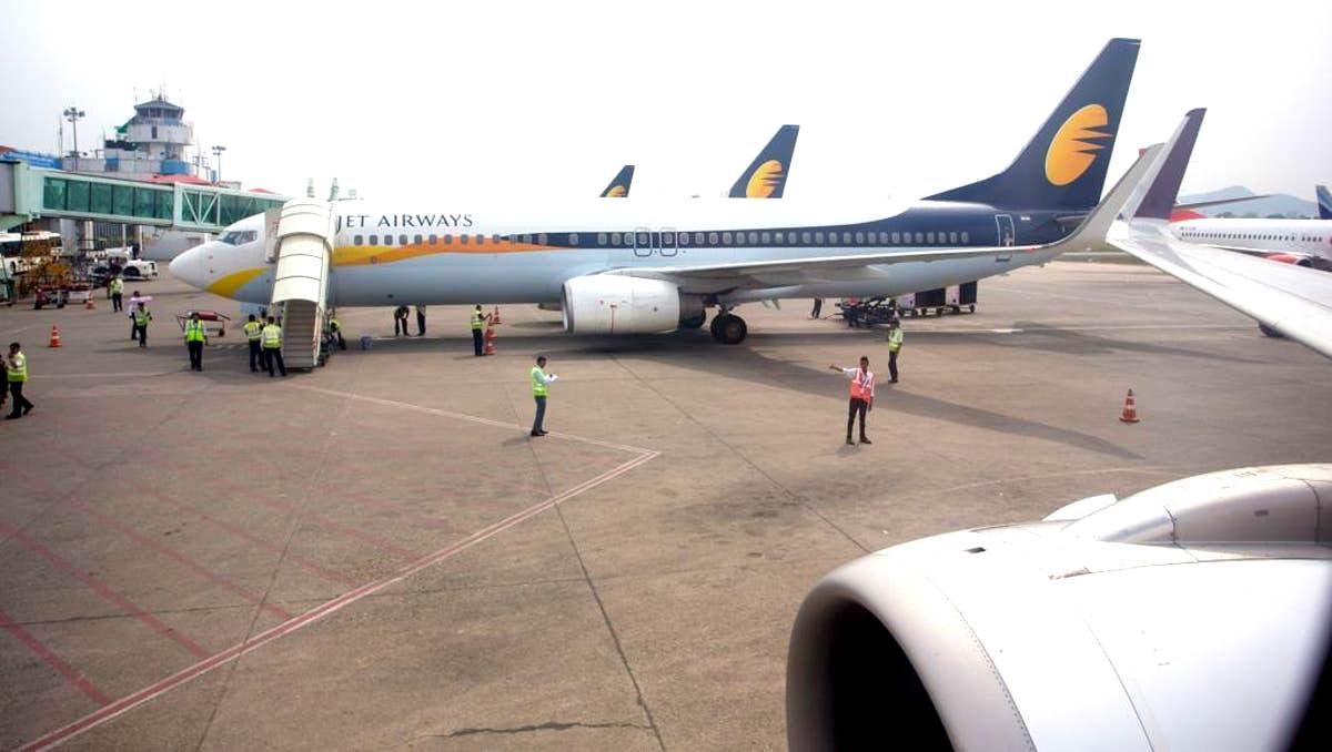 Extensión plazos oferentes Jet Airways |