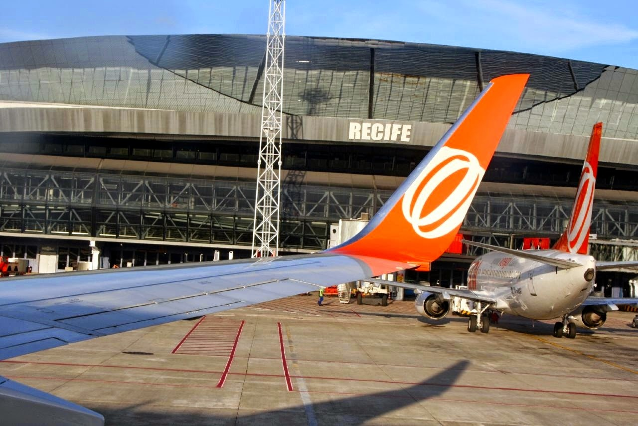 Aeroporto Internacional Gilberto Freyre (Guararapes) - Recife 10