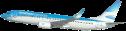 AW-Aerolineas_737NG Takeoff