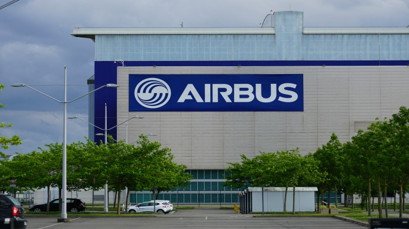 Airbus-Final-Assembly-Line Toulouse