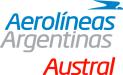Aerolíneas Argentinas-Austral-Isologottype