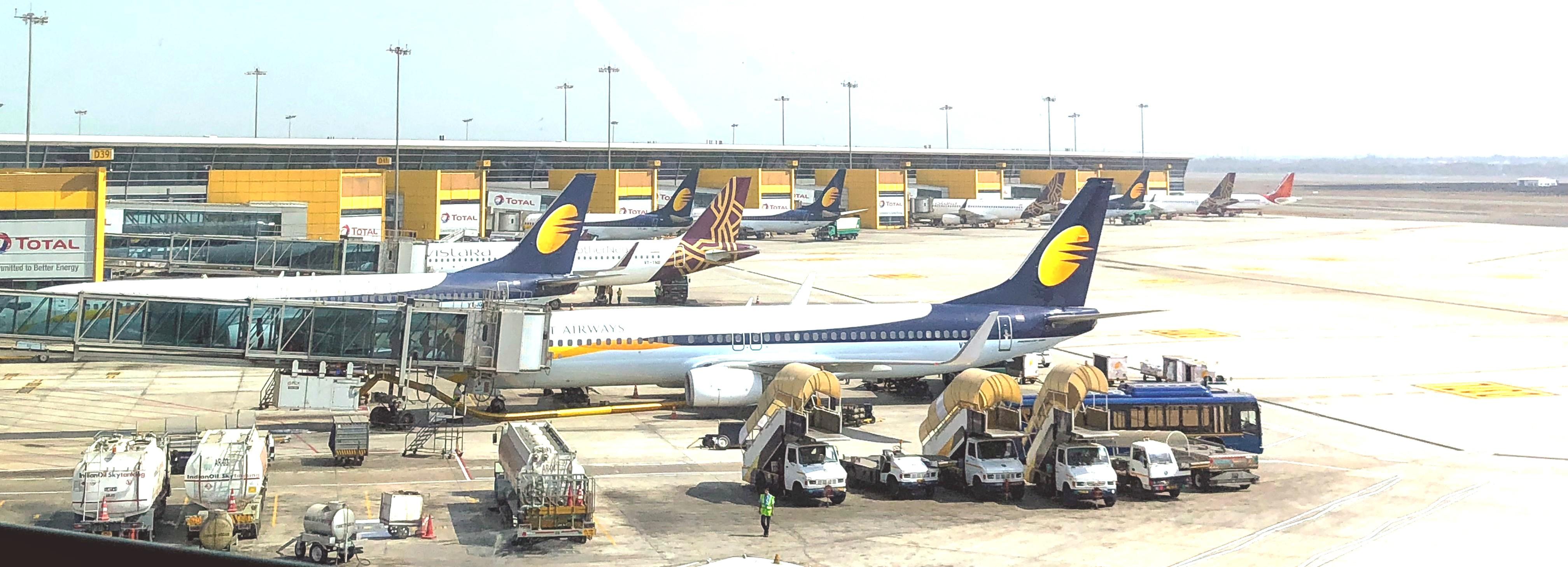 Comité acreedores futuro Jet Airways |