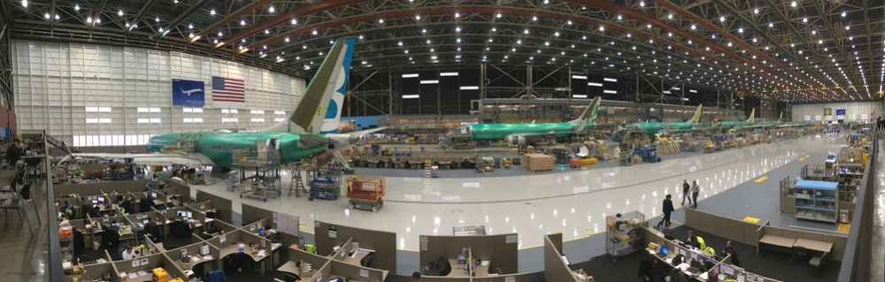 AW-Boeing 737 MAX_Assembly-line