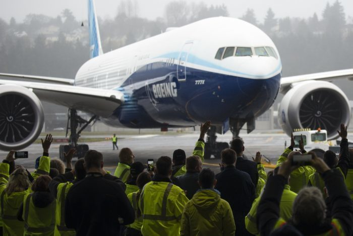 AW-Gettyimages_Boeing 777-9X_2nd Flight Test