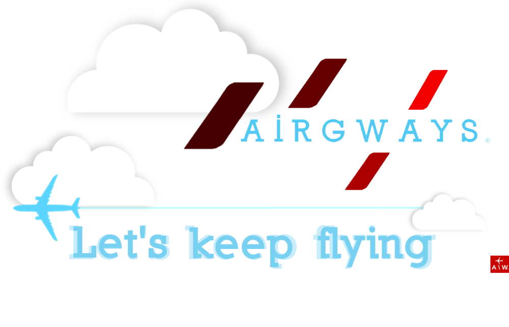 AW-Let's keep flying