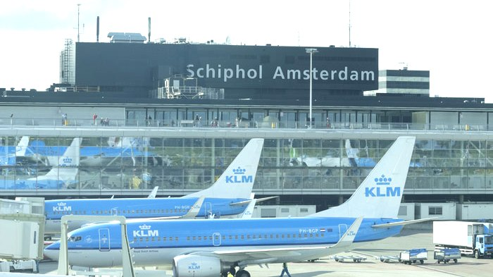 AW-Schiphol Airport